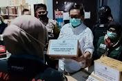Sebanyak 1800 Dosis Vaksin Tiba di Luwu Utara Disambut Wakil Bupati Suaib