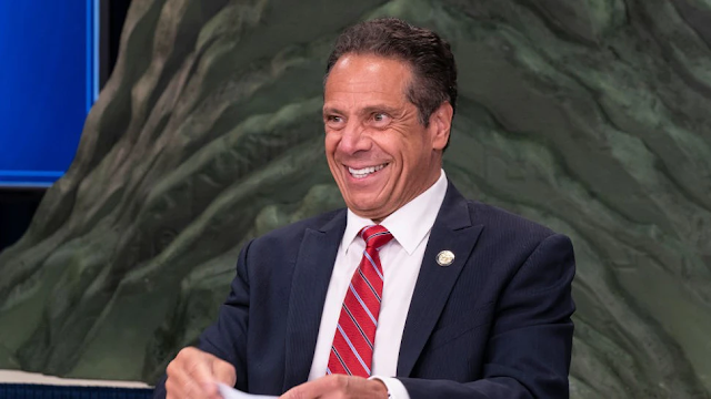 WATCH: Cuomo Tells Restaurant Owners: Be 'Happy' I've Shut Down Indoor Dining