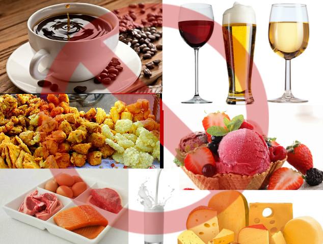 Makanan Yang Harus Dihindari Bagi Sinusitis