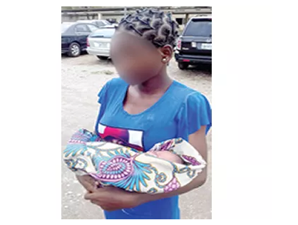 My brother started sleeping with me at 13 – Nursing mother, 15 [Photo]