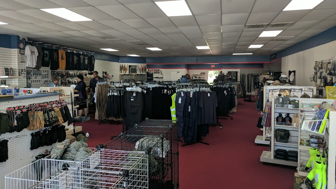 G I  Jane's MILITARY SURPLUS - Army & Navy Surplus Shop in Hampton