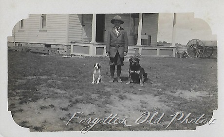 1918 Children and animals Peq Lakes ant
