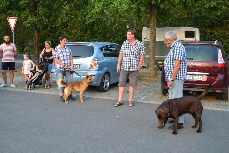On Tour in Goldkronach: 11. August 2015 - DSC_0441.JPG