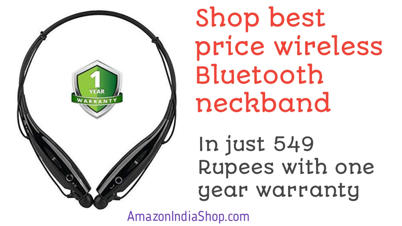 buy Bluetooth neckband