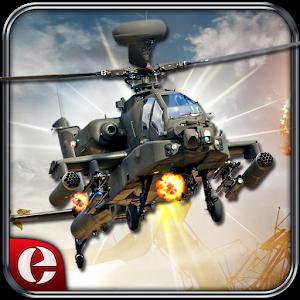 Gunship Air Attack: Shooter Icon