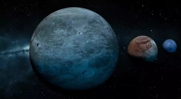 The Best Ever Super Earth