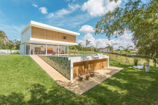 #GM Arquitectos 哥倫比亞建築事務所:打造 Gallery House 藝術之家 別墅 4