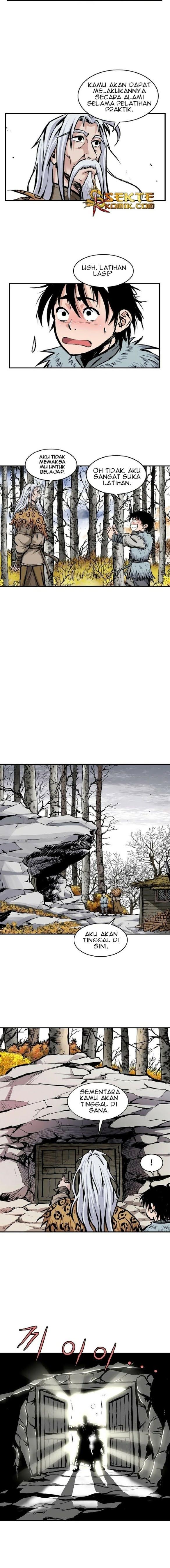 Bowblade Spirit Chapter 3
