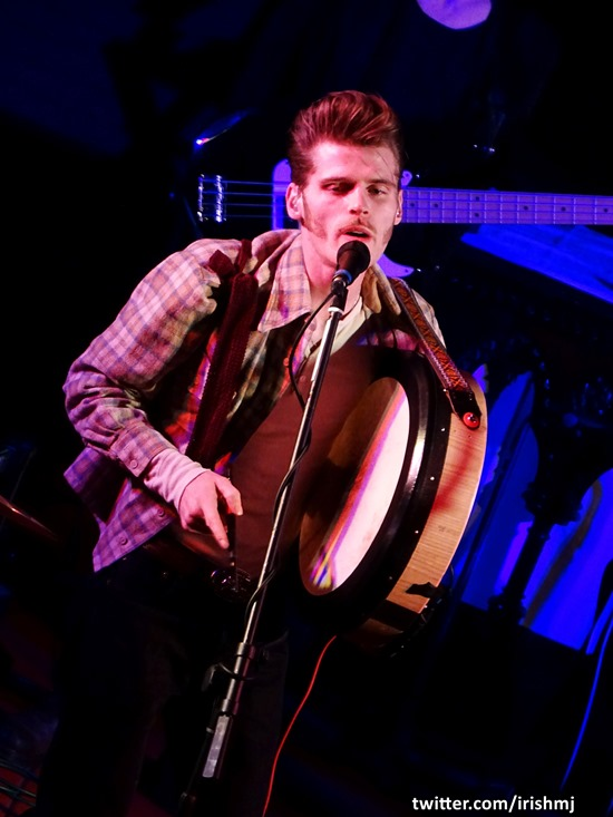 Hudson Taylor live at St. Davids Church Naas