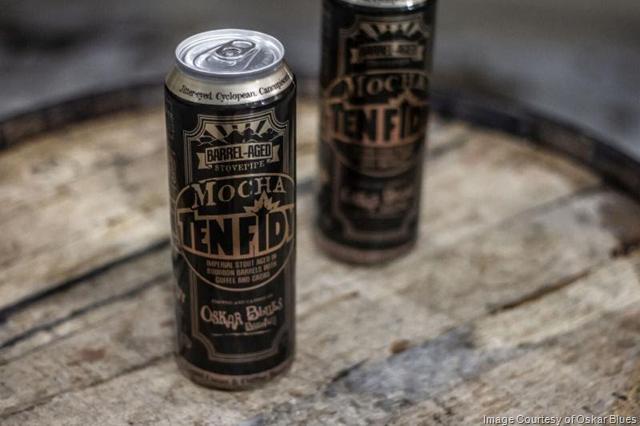 Oskar Blues Brewery to Release Bourbon Barrel-Aged Mocha Ten FIDY Imperial Stout