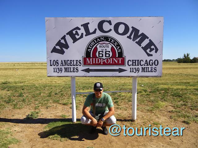 Ruta 66, road trip