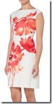 Lauren Ralph Lauren cap sleeved dress