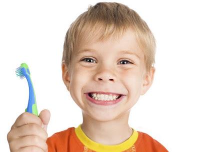 Gigi Bermasalah Hambat Perkembangan Anak