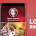 Set video ringtones for incoming call using Love Video Ringtone app