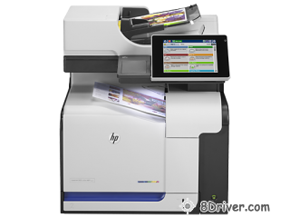 Driver HP 500 Color MFP M575 Printer – Download and install guide