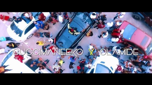 "[Video] Guccimaneko x Olamide – ""Follow Me"""