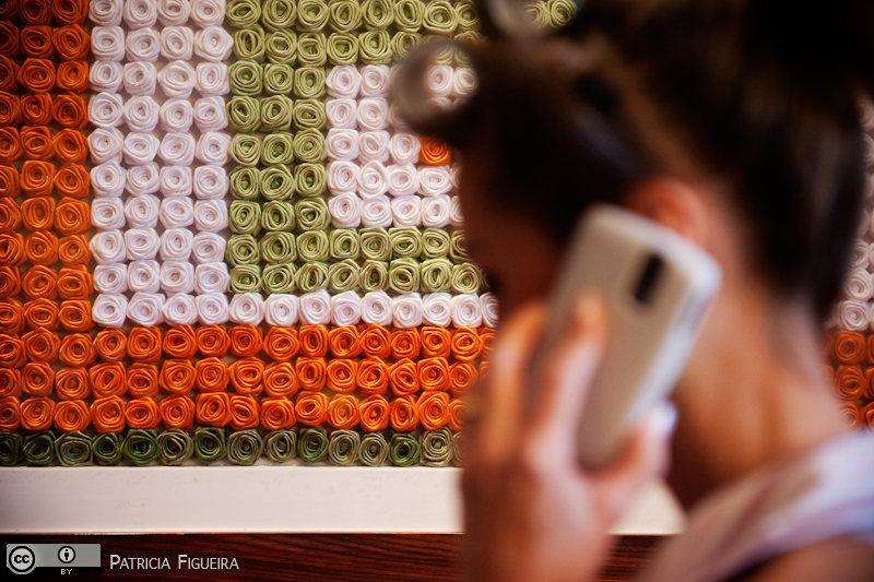 Foto de casamento 0052 de Lucia e Fabio. Marcações: 05/11/2010, Casamento Lucia e Fabio, Rio de Janeiro.
