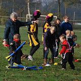 Pietentraining Kleuters, 19-11-2011