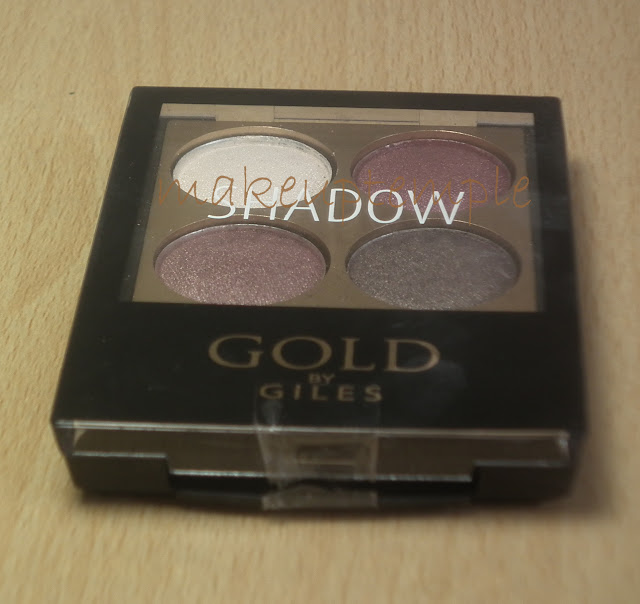 New Look Gold By Giles Buff Eye Shadow Palette