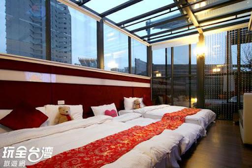 潭香時尚精緻豪華渡假旅店