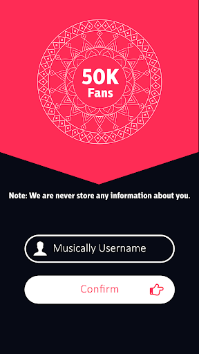 TIKTOK musically likes and followers app (apk) free download for