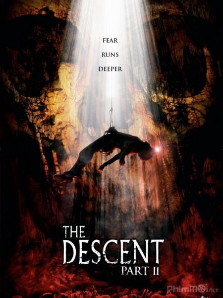Quái vật dưới hang sâu 2 (Hang quỷ 2) - The Descent: Part 2