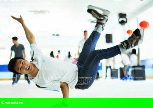 Hình 7: Trượt băng nghệ thuật Việt Nam Funclub - điểm đến thú vị của giới trẻ