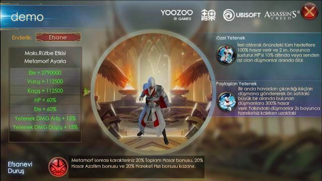 Legacy Of Discord Assasin Creed Metamorfunu Satılığa Çıkardı.