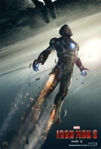 Iron Man 3 (2013) CAM V2 500MB