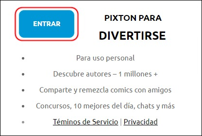 Abrir mi cuenta Pixton - 699