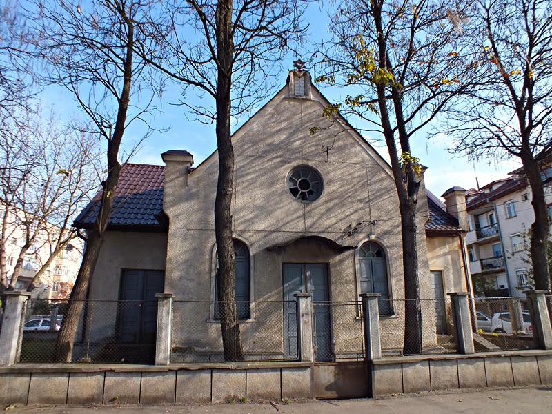 sinagoga hateg