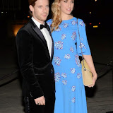 OIC - ENTSIMAGES.COM - Luke Treadaway and Ruta Gedmintas at the National Theatre's fundraising gala  South Bank London Photo Mobis Photos/OIC 0203 174 1069