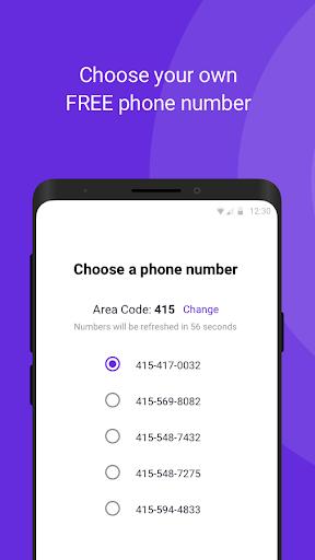 TextNow: Free Texting & Calling App 6.4.0.0 screenshots 1