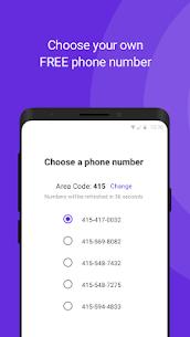 TextNow: Free Texting & Calling App Mod 6.9.0.0 Apk [Unlocked] 1