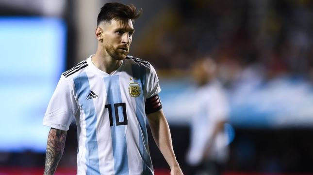 SO SAD!! See What Messi Said That Made His Argentina Team-mates Shed Tears