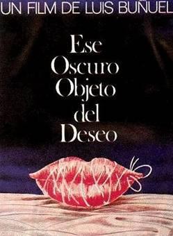 """""""Ese oscuro objeto de deseo"""", película de Luis Buñuel con Angela Molina, entre otros"""