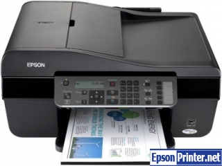 How to reset Epson BX305 printer