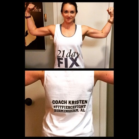 Obsessed With My 21 Day Fix T Shirt
