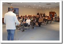 Asistentes a la presentación en sociedad de Matías Díaz y Máxi Sánchez como pareja 2016