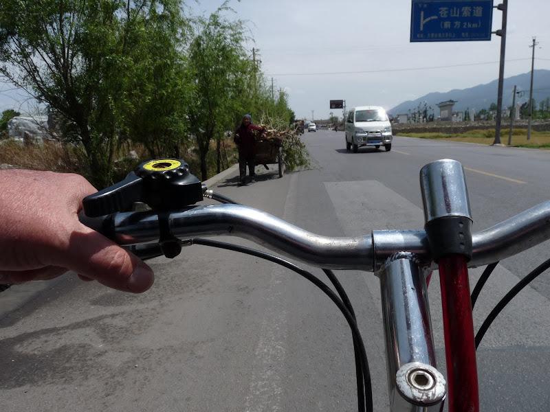 Chine. Yunnan Dali .En vélo vers le lac ERHAI - P1170720.JPG