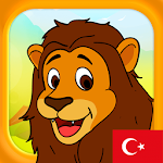 Animal Sounds Learn-Find Game Icon