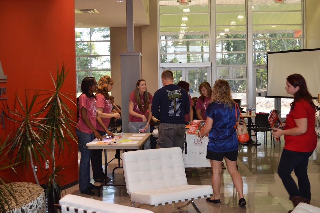New Student Orientation Texarkana Campus 2013 - DSC_3114.JPG