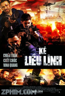 Kẻ Liều Lĩnh - He Who Dares (2014) Poster