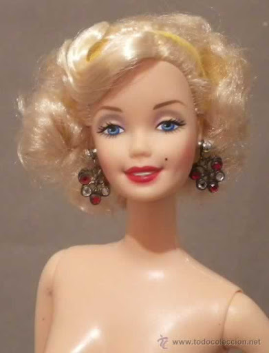 Barbie Marilyn Monroe