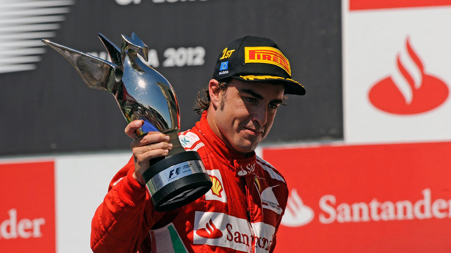 HD Wallpapers 2012 Formula 1 Grand Prix Of Europe