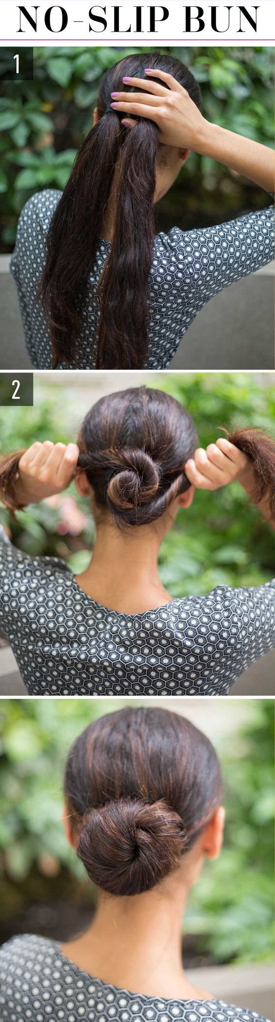 Cute Hairstyles You Will Be Able To Get In 20 Seconds 3