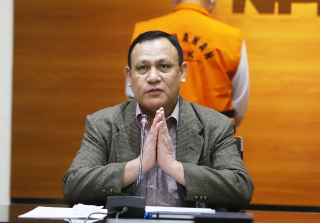Apresiasi Firli Tak Pandang Bulu Tangkap Azis Syamsuddin, Demokrat: Tapi Harun Masiku Belum Nih