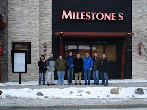 Photo: Sonia Dimitrov, DJ Houghton, Oleg Besedin, John Arthorne, Andrew Niefer, Tim Mok, Pascal Rapicault