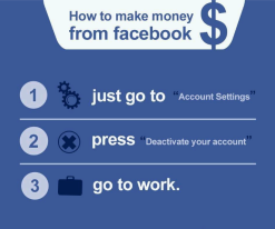 How to earn money from FACEBOOK ?