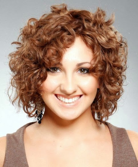 30 Best Curly Hairstyles For Girls And Women In 2014 - Be With Style ...